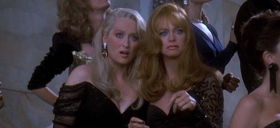 death becomes her best shot