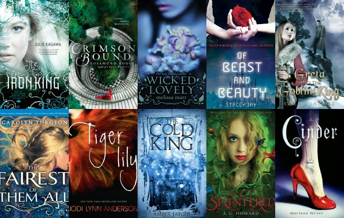 fairytale retellings