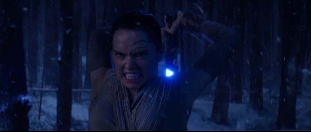 force awakens best shot