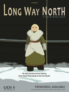 long way north2