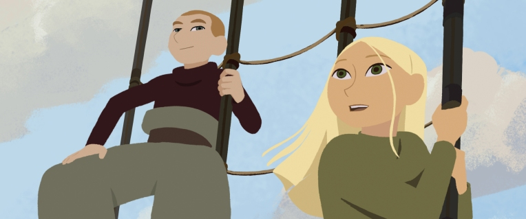 long-way-north-sacha-voiced-by-chloe-dunn-and-katch-voiced-by-tom-perkins-set-sail