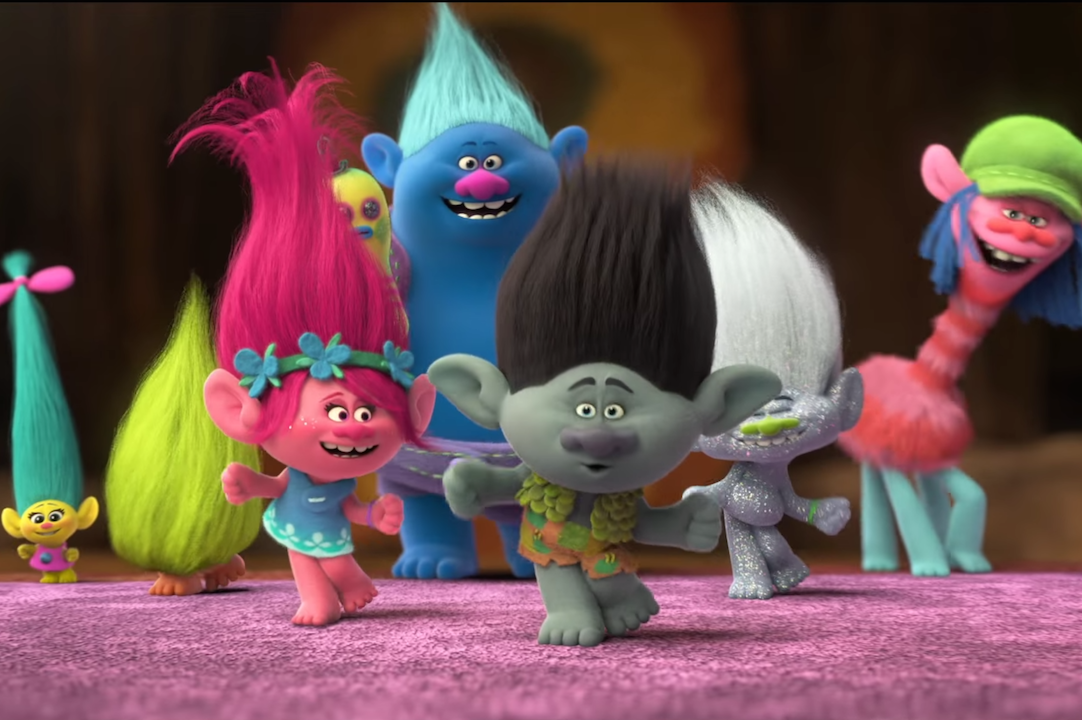 Trolls review reviewing all 56 disney animated films and more