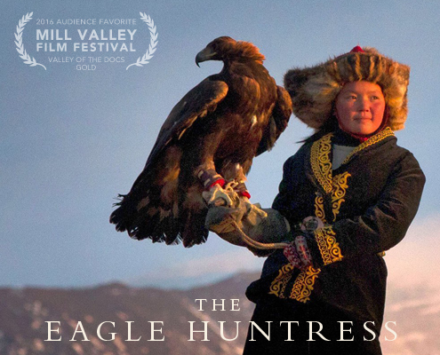 eagle-huntress