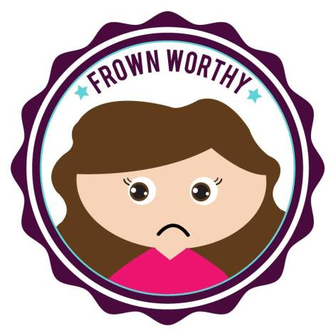 frown