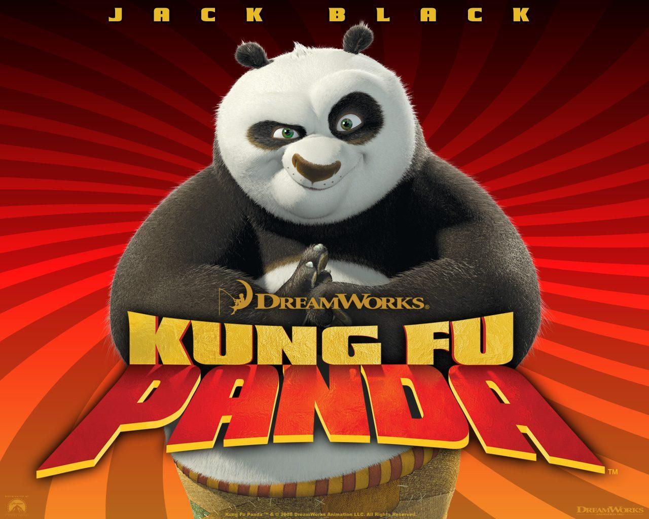 Fu Warriors Kung All Panda Dragon