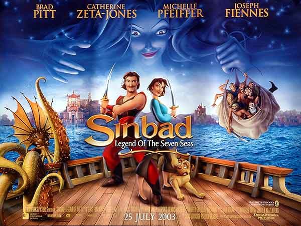 sinbad of the seven seas | eBay