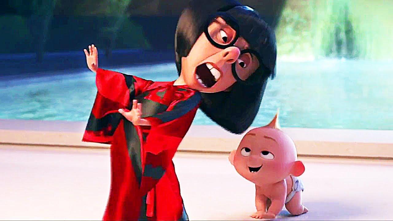 Pixar 42: Incredibles 2 – Rachel's Reviews